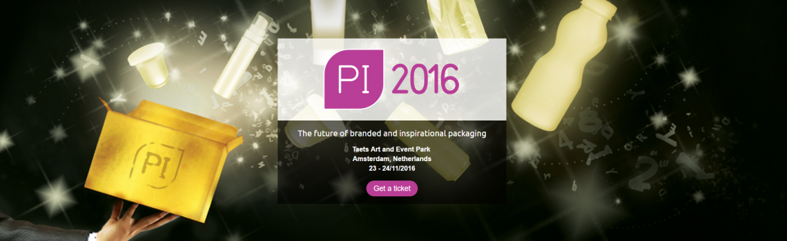 Packaging Innovations Amsterdam 2016